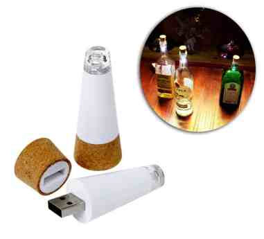 Foryee LED wine stopper