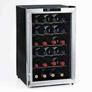 Wine Refrigerator Reviews Wine Spectator wine enthusiast wine cooler reviews - wine turtle