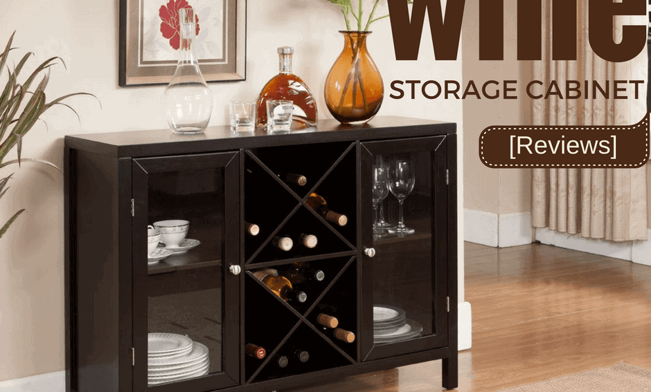 Wine Storage Cabinet [Reviews[]