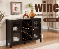 Wine Storage Cabinet Reviews - Wine Turtle