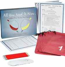 Wine Game Kit - All You Need Is Wine