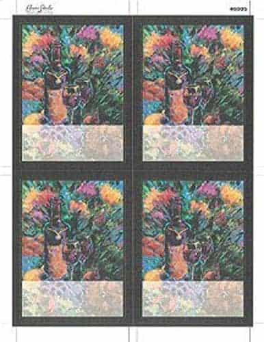 E.C. Kraus 40035 Printable Wine Labels