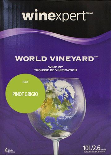 Italian Pinot Grigio (World Vineyard)