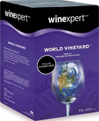 WineExpert Homebrewing and Winemaking Supplies Italian Sangiovese