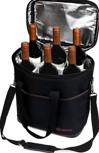 Premium Insulated 6 Bottle