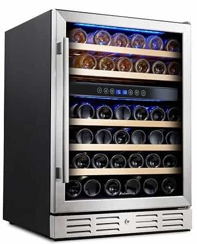 Kalamera 46-Bottle Wine Refrigerator