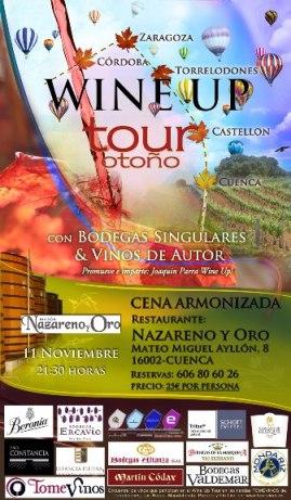 El Wine Up Tour llega a Cuenca