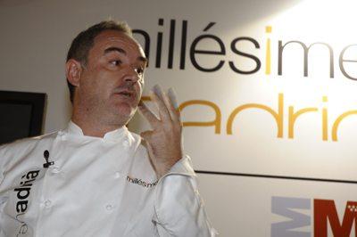 Ferran Adriá