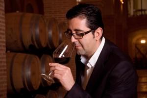 Joaquín Parra, director de Wine UP Consulting