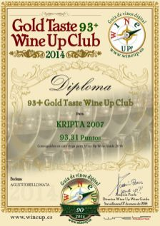 AGUSTI TORELLO 87.gold.taste.wine.up.club