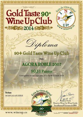 ARUSPIDE 403.gold.taste.wine.up.club