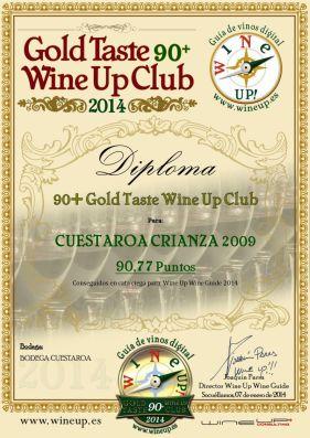 BODEGA CUESTAROA 332.gold.taste.wine.up.club
