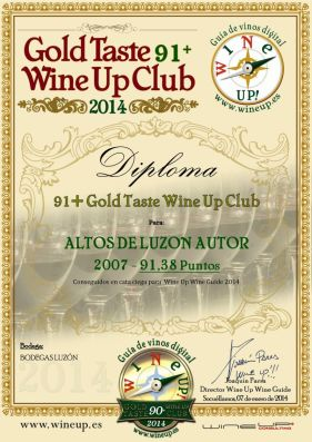 BODEGAS LUZON 247.gold.taste.wine.up.club