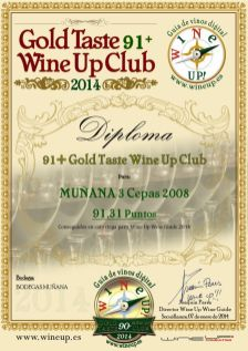 BODEGAS MUÑANA 261.gold.taste.wine.up.club
