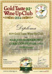 BODEGAS RIOJANAS 177.gold.taste.wine.up.club