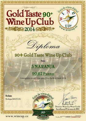 BODEGAS SAUCI 360.gold.taste.wine.up.club