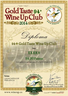 CASTILLO PERELADA 54.gold.taste.wine.up.club
