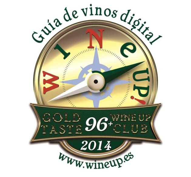 medallas wine up guide CLUB 96 GOLD TASTE