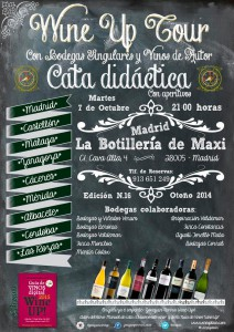 Wine Up Tour en Albacete
