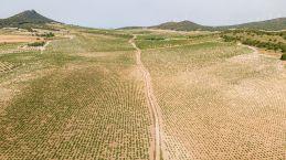 Vista aérea del Valle hoya de Torres