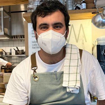 Carlos Pérez de Rojas_ Restaurante Berbena