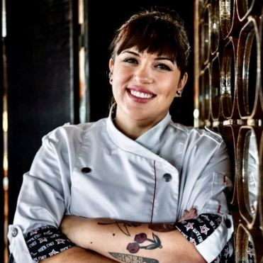 Lara Roguez Restaurante KRAKEN
