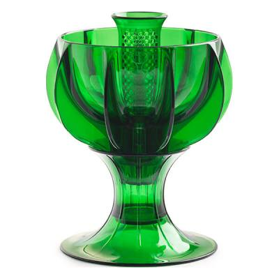 classic green wine aerator