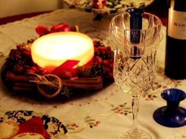 Allyson - Christmas WineWeaver