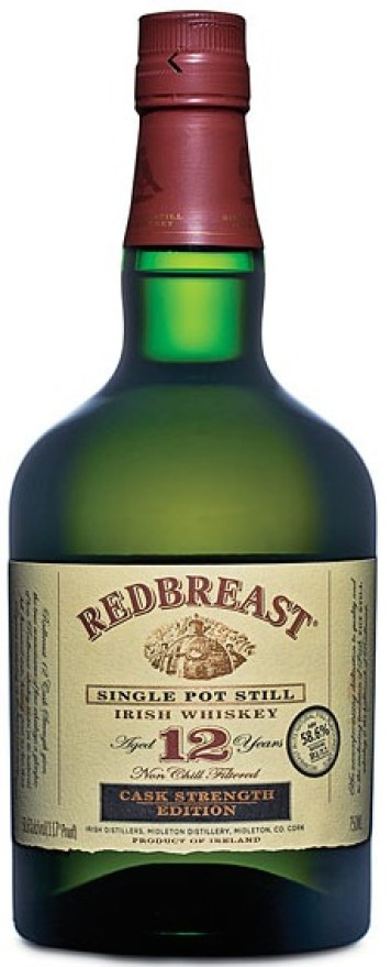 Image result for redbreast 12 cask strength
