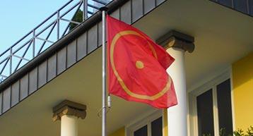 Akademie Fahne