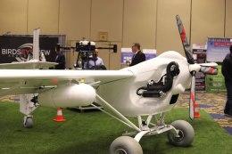 AeroDrone бросает вызов наземной технике - Крылья - Все об украинской авиации