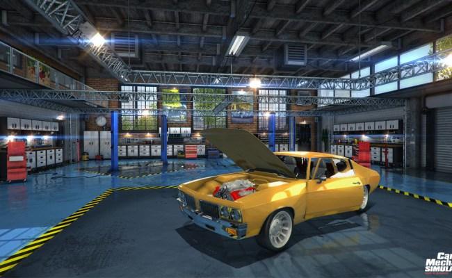 Car Mechanic Simulator 2015 Wingamestore
