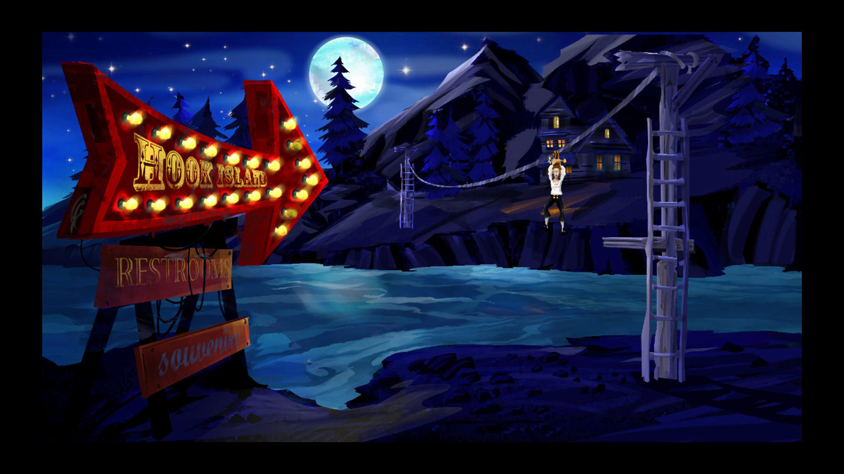 Gift Wallpaper Hd The Secret Of Monkey Island Special Edition