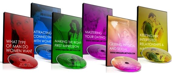 bundle medium - Wing Girl Method : What's Inside a Woman's Mind (Women Tell All)