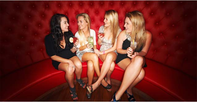girls night - Wing Girl Method : What's Inside a Woman's Mind (Women Tell All)