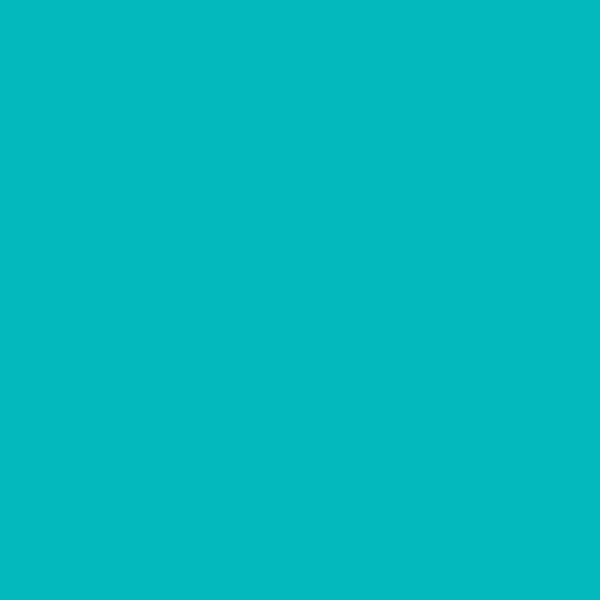 Bright Blue Dyed Merino 5124