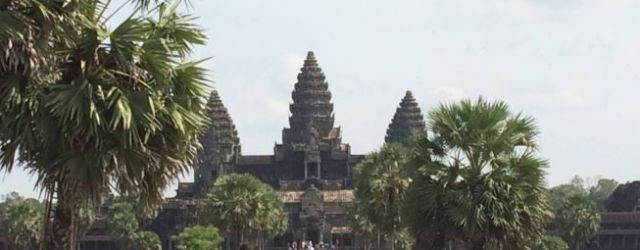 Angkor Wat: The must do on any guide to Cambodia.