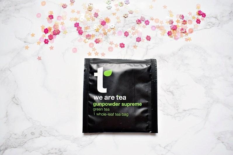 We Are Tea Green Tea GG Goodie Bag www.wingitwithjade.com