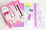 Boxed Christmas Gifts with Veet and Scholl www.wingitwithjade.com
