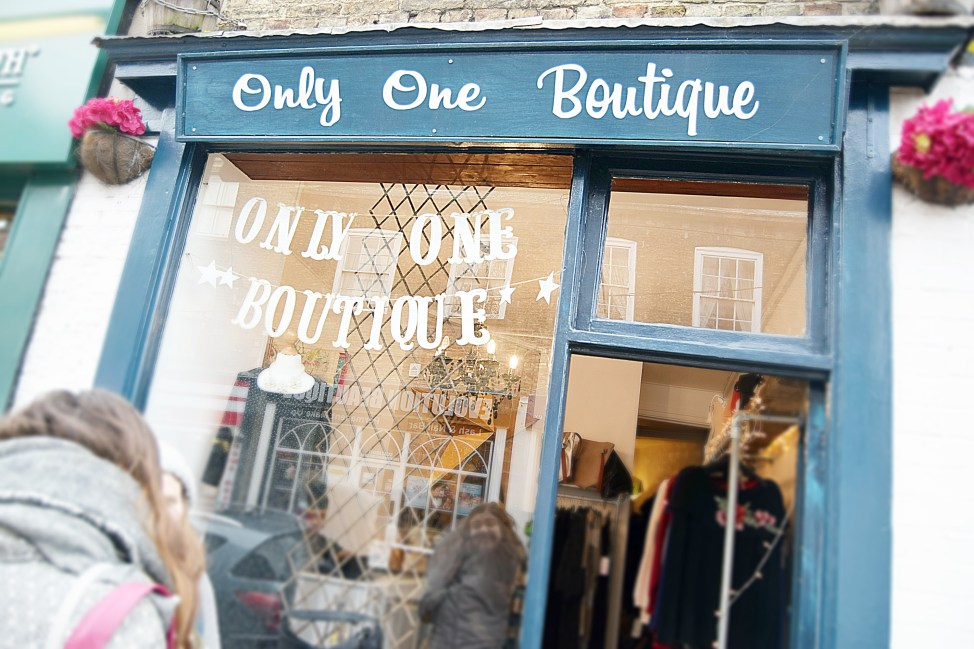 Only One Boutique - The Ely christmas fair 2016 - www.wingitwithjade