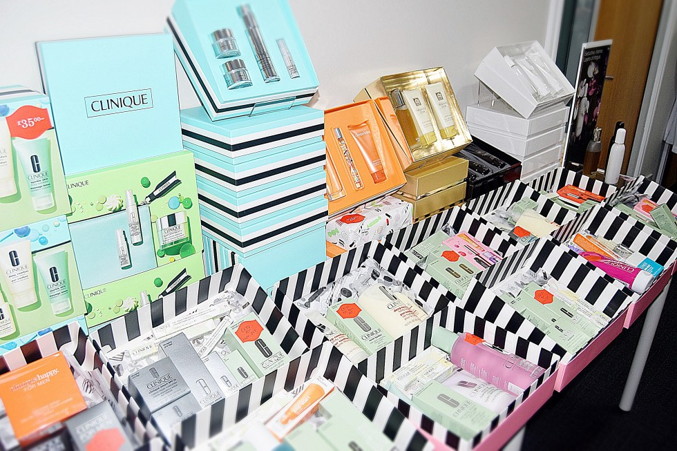 Clinique Christmas Products - Clinique Event with Brewin Dolphin - www.wingitwithjade