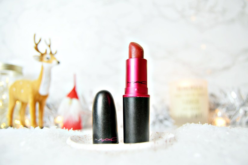 MAC Viva Glam - Top Five Festive Lipsticks - www.wingitwithjade