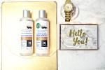 Urtekram 100% Organic Shampoo and Conditioner Review - www.wingitwithjade.com