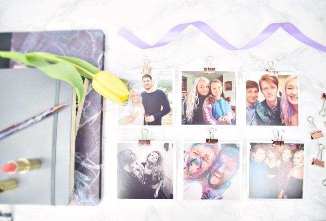 Perfect Polaroid-Style Prints with Printiki - www.wingitwithjade