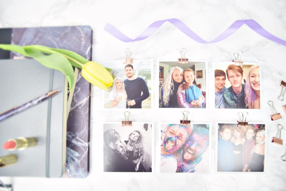 perfect polaroid style prints with printiki