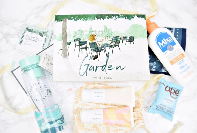 My Little Box Subscription Review, April Box - www.wingitwithjade