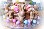 The Perfect Easter Chocolate Cake Recipe