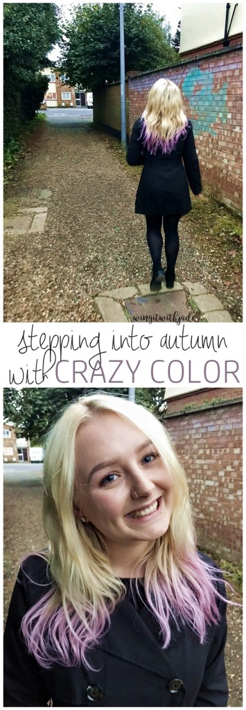 Pinterest - Crazy Color www.wingitwithjade.com