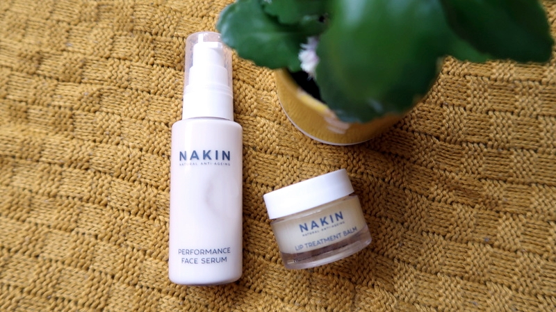 Nakin Skincare and Lip Balm Review - Nakin face serum - wingitwithjade