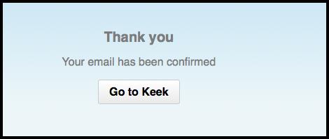 تغيير البريد الالكتروني في keek-03